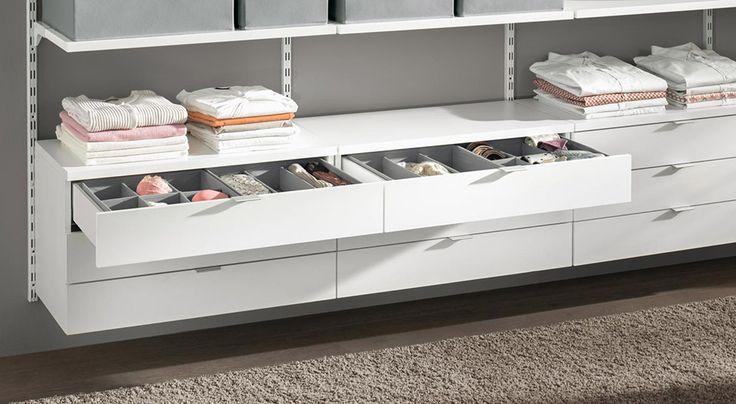 40 besten begehbarer kleiderschrank bilder auf pinterest. Black Bedroom Furniture Sets. Home Design Ideas