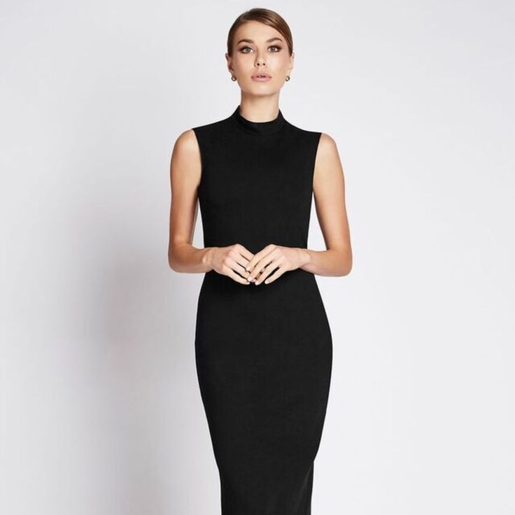 Work outfits for women. Designer dresses you can wear from the desk to dinner.
