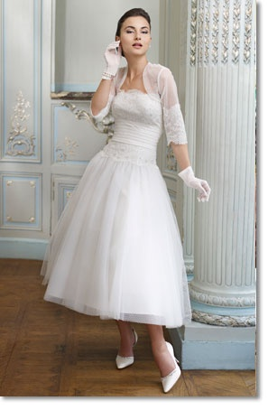Wedding Dresses Style 54930 ?25th anniv wedding vow renewal dress