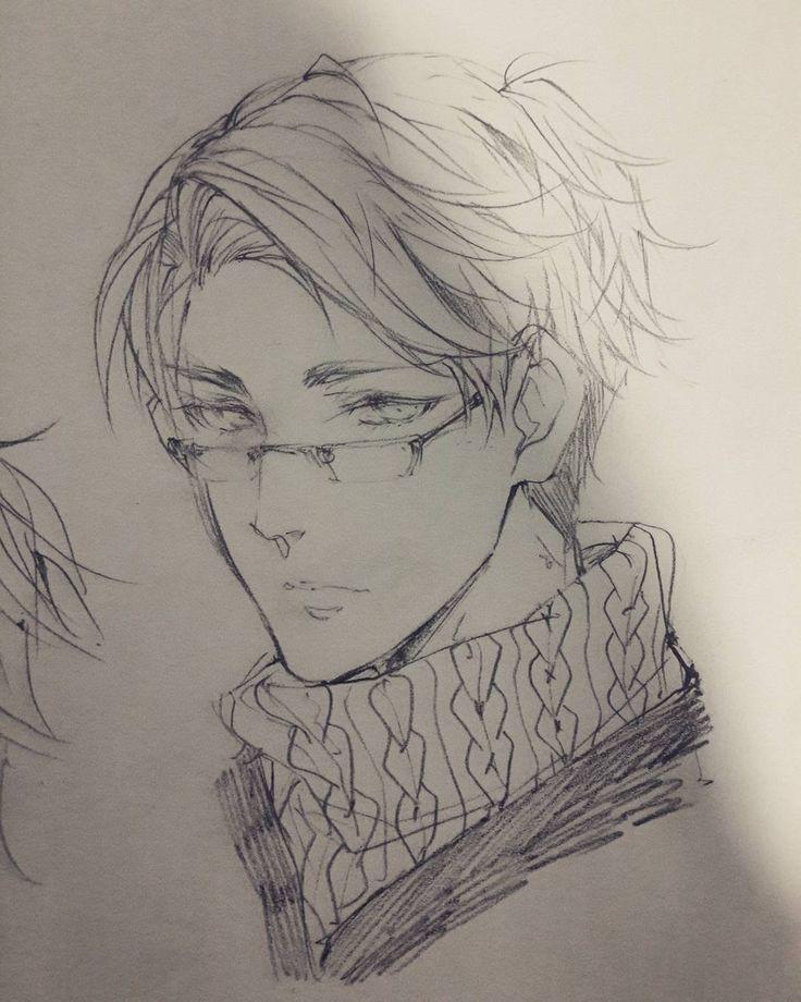 @kryamu I tried to lho.. doodling on new sketchbook. Amu's OC, blackcurrant (Noir) #cyanoir