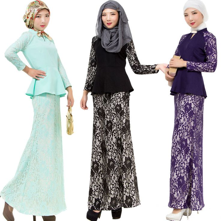 =>Sale onNew High-End Suitable Two-Piece Set Turkish Malaysia Muslim Women's Fashion Lace Dress 3 Solid Colors Islamic Floor-Length DressNew High-End Suitable Two-Piece Set Turkish Malaysia Muslim Women's Fashion Lace Dress 3 Solid Colors Islamic Floor-Length DressCheap Price Guarantee...Cleck Hot Deals >>> http://id635849172.cloudns.pointto.us/32725205259.html images