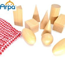 Arpa Learning & Education Arpa Cognitive Math Toys Montessori Wooden…