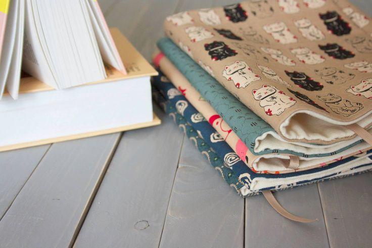 Обложки для книг и ежедневников