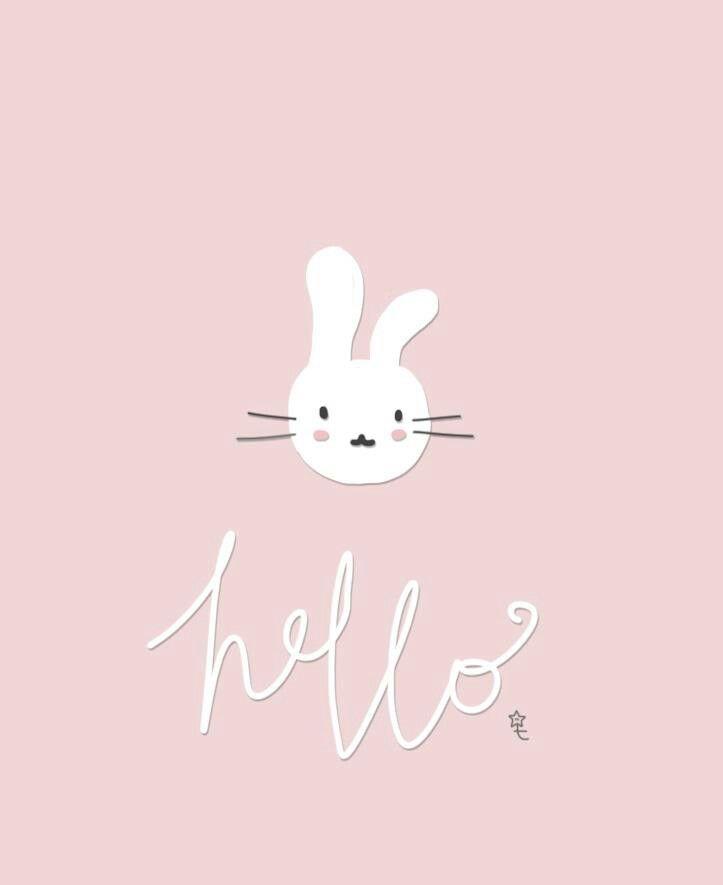 Hello bunny by Thingymagic / Tamara Boon