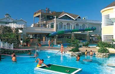 Hedonism Resort, Jamaica