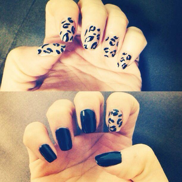 leopard nail / leebo