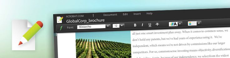 Adobe Buzzword is an online word processor by Adobe, and is perfect for writing reports, proposals, and anything else you need to access online or work on with others. It looks and behaves like your normal desktop word processor, but it operates inside a web browser, so there's no installation required.