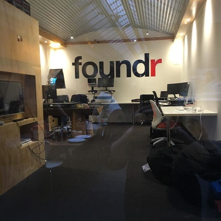 Sneak peek at the new Foundr office! Thoughts? by foundrmagazine