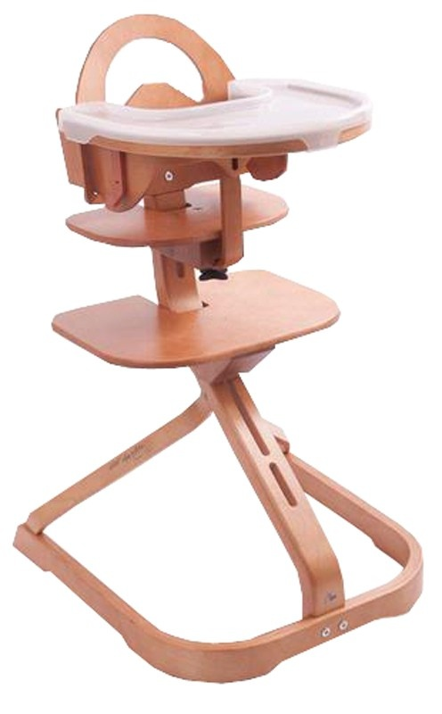 Signet Complete High Chair  Cherry