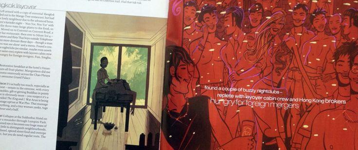 9 Ways Tyler Brûlé Has Changed Your Life #Tyler #Brûlé #Wallpaper #Magazine #modern #lifestyle #illustration