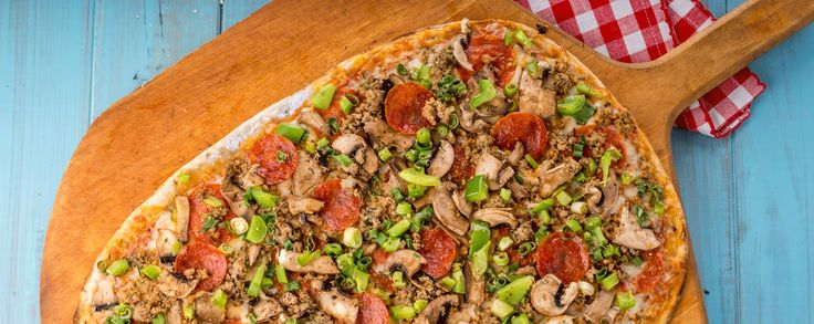 Thin-n-crispy pizza delivery with 13 DFW locations to serve you. NOW OPEN in North Austin! We are committed to exceeding your expectations with exemplary service, fast delivery, and hot pizza.
