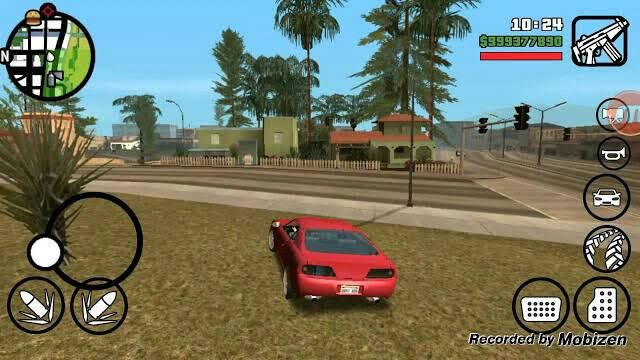 Gta San Andreas Highly Compressed Apk Data 200 Mb With Images