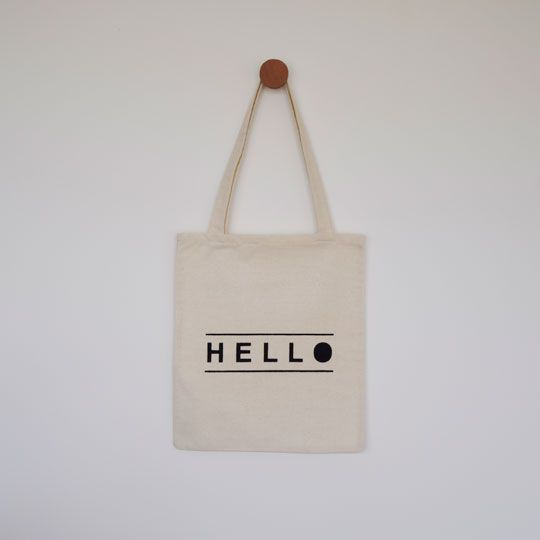 Made By Mee + Co | Hello Tote