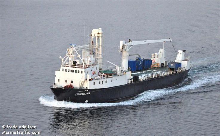 TERNESKJAER (MMSI: 258435000) Ship Photos | AIS Marine Traffic
