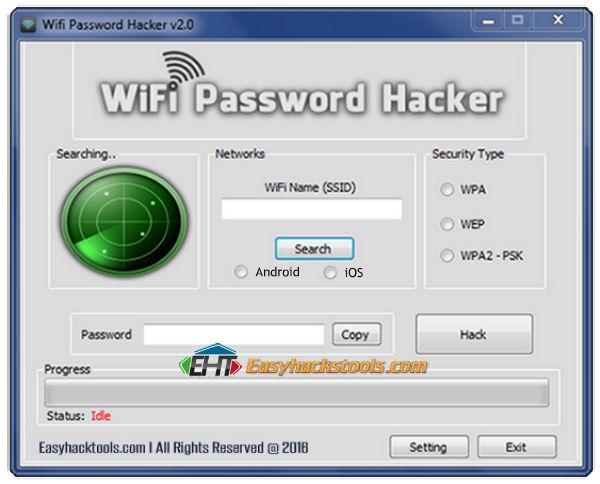 how to hack wifi password in windows 7 ultimate