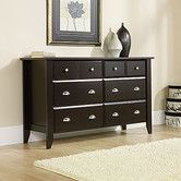 Found it at Wayfair - Sauder Shoal Creek 6 Drawer Dresser