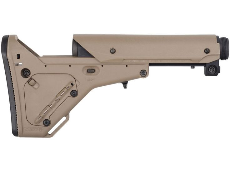Magpul UBR Stock 7-Position Collapsible AR-15 Synthetic $250