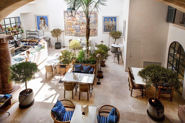 Poima Proyectos avanzados de hostelería. Rialto Living Palma de Mallorca