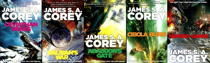 Know when #TheExpanseTV becoming on Syfy Channel with Cas Anvar going to blow away with book series collection. The fifth book Nemesis Games (The Expanse) will be coming Jun 2, 2015. Can get on pre-order.