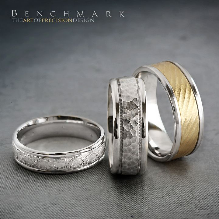 features sided satin finished benchmark pinterest a images wedding best and fit four on comfort this band incredible center mervisdiamonds bands