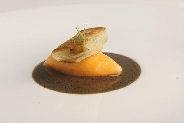 Frizzifrizzi » Foodboard: la genesi di un piatto | Gianni D'Amato e Tartufo & Tartufi (Terra)