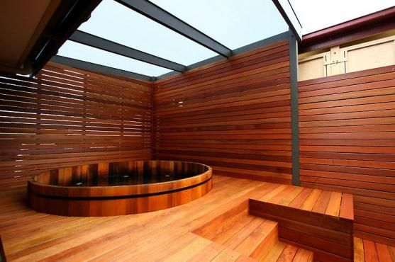Timber Decking Ideas by Softwoods