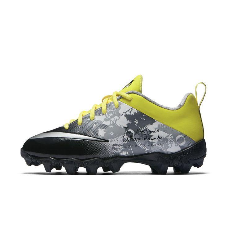 Nike Vapor Shark 2 (Doernbecher Freestyle) Little/Big Kids' Football Cleat Size