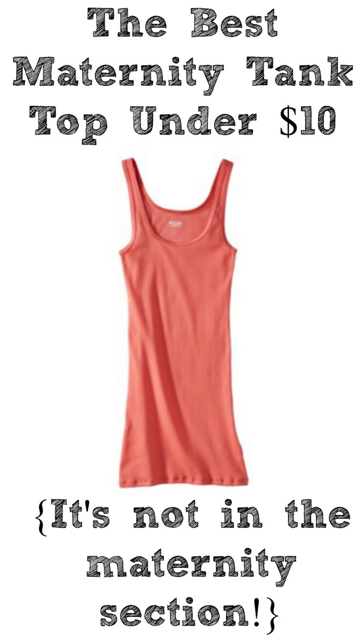 The best maternity tank top is under $10 and you won't find it in the maternity section!: Http The Pregnancy Com, Savvy Bump, Best Long Tanks, Tank Tops, Maternity Tanks Tops, Long Tanks Tops, Savi Bump, Best Tanks Tops, Pregnancy Maternity
