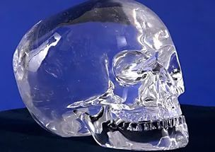 Аномальная археология: древний хрустальный череп