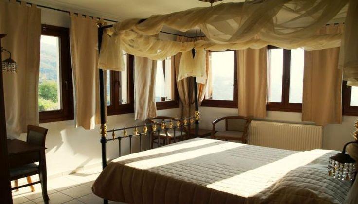 """Αγίου Πνεύματος στη Μακρινίτσα Πηλίου, στο """"Αρχοντικά Καραμαρλής Guesthouse"""" μόνο με 133€!"""