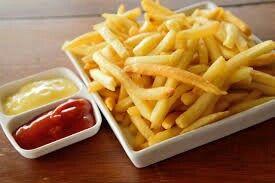 Potato chips- Papas fritas