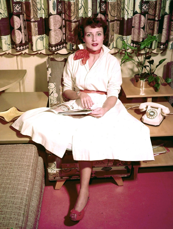 Betty White was cool before cool was cool.