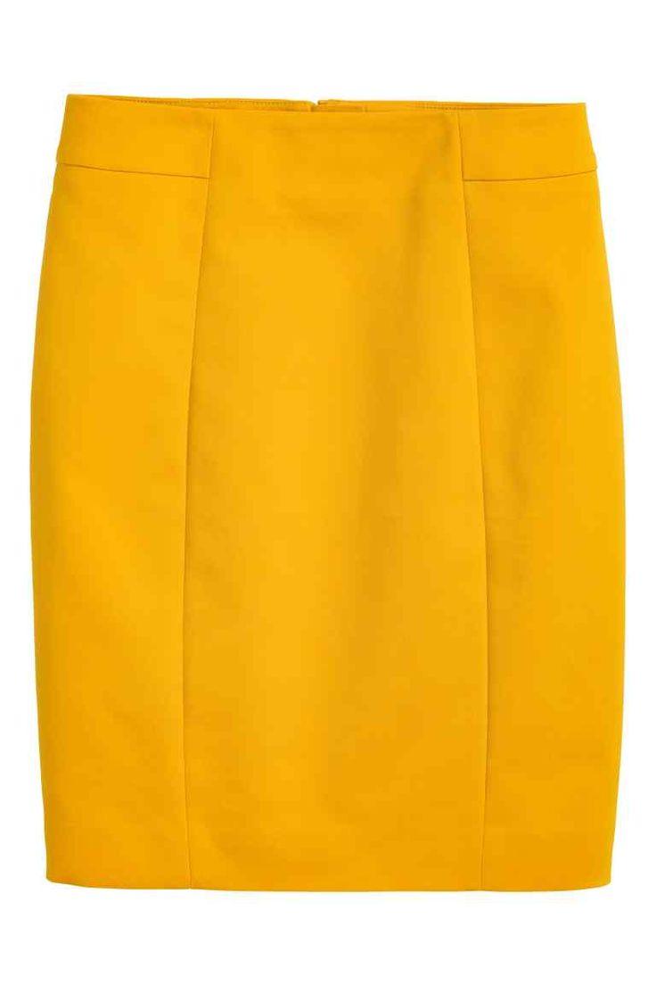 Jupe crayon courte | H&M
