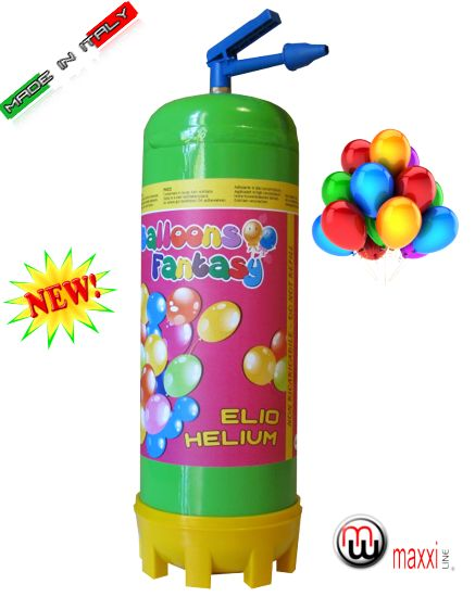 Small Disposable 2.2l helium balloon tank ( 0,22m3 helium compressed) Take advantage of our Special Offers ! Contact us for more information ! - Factory Direct Sale - Guaranteed Low Price - Private label on request