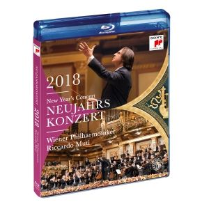 The 2018 Vienna Philharmonic New Year's Concert takes place in the Musikverein in Vienna under the baton of Riccardo Muti. This year's concert will mark the 5th time - after 1993, 1997, 2000 and 2004 - that Riccardo Muti, whose close ties with the Vienna Philharmonic extend over several decades, conducts this prestigious event.