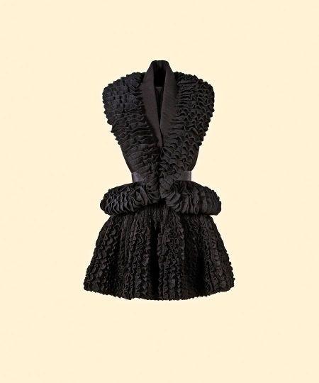 Azzedine Alaïa dress (courtesy of NRW-Forum)