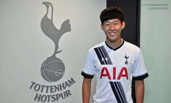 Heung-Min Son has signed a five-year contract with Tottenham Hotspur. #FootballNews