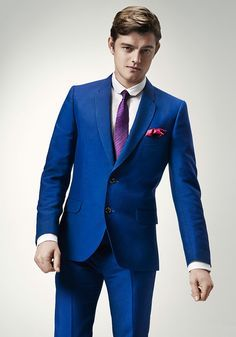 Sam Riley suit