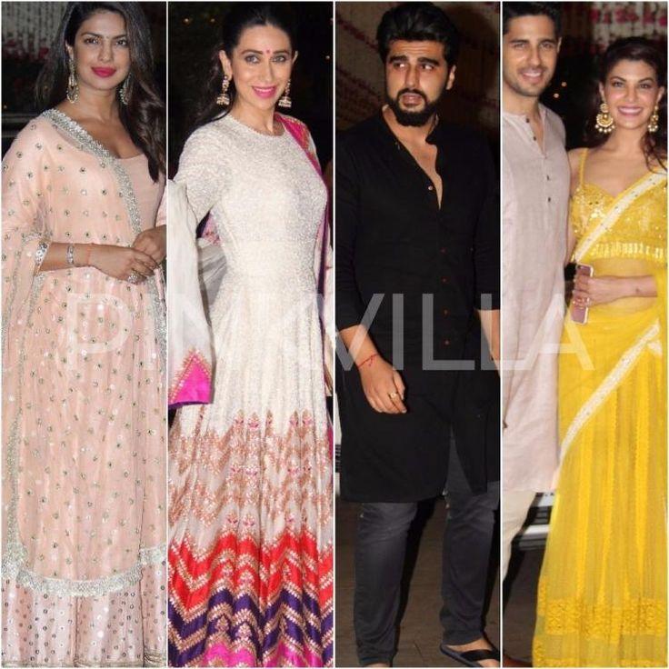 Photos,Priyanka Chopra,karisma kapoor,jacqueline fernandez,arjun kapoor,Sidharth Malhotra