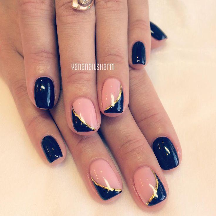 shellac nails - Shellac Nail Design Ideas