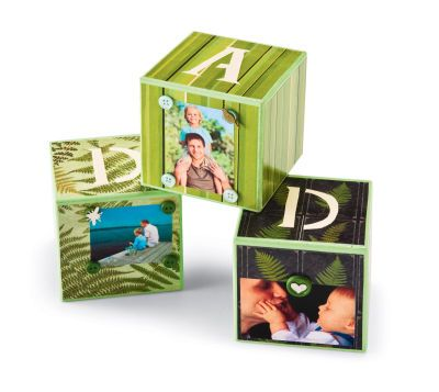 Father's Day DIY Craft Project Gift Idea - click thru for the