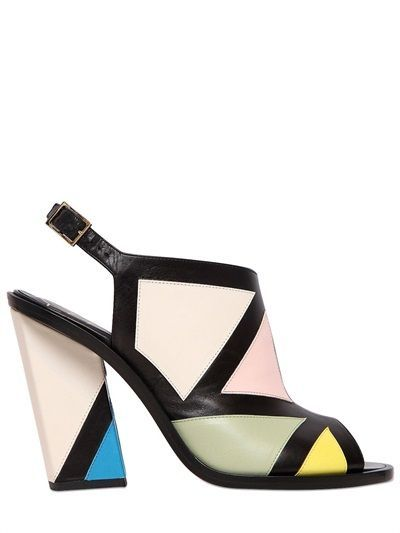 Buy Cheap Inexpensive Outlet Exclusive Roger Vivier Woman Skyscraper Leather Sandals Black Size 38 Roger Vivier Finishline Cheap Price Clearance From China Sale With Paypal wbg2XXpus