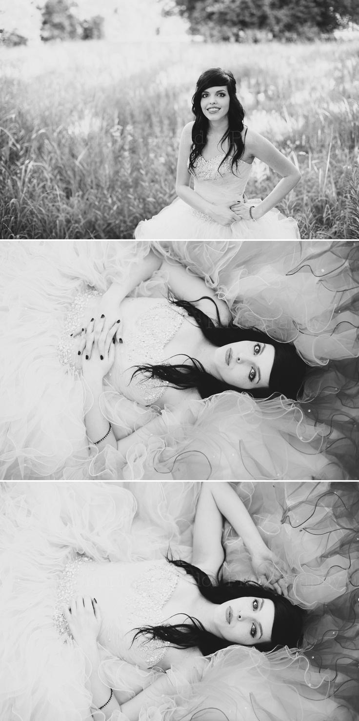 Senior girl prom dress Simple Splendor Photography