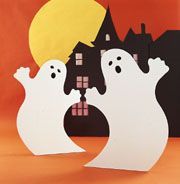 Ghostly Gathering Woodworking Plans