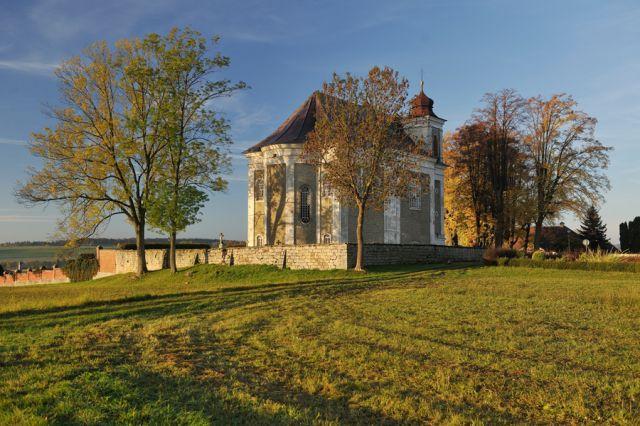 Kostel sv. Prokopa, Bezděkov | broumovská skupina kostelů