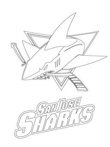 Fin fun coloring pages ~ 17 Best images about Sharks on Pinterest | Shark fin ...