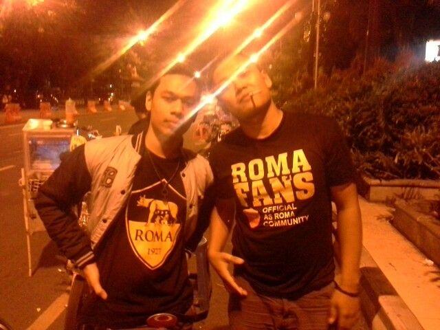 Roma solo fans club