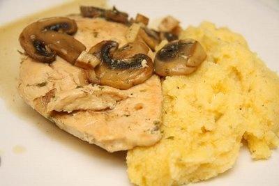 Braised Chicken with Mushrooms | Recipe Ideas | Pinterest