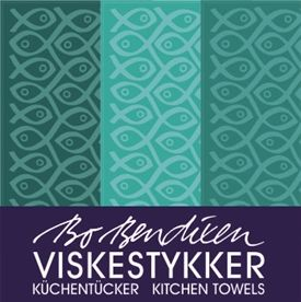 GRØNNE VISKESTYKKER 3 PACK 50 x 85 cm