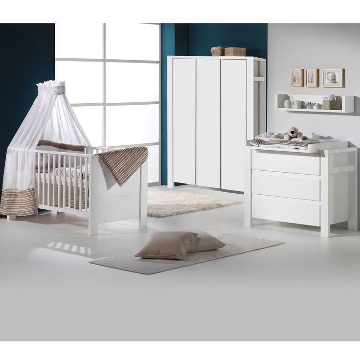 Schardt Milano White  #decoration #baby #room #Schardt #Milano #white